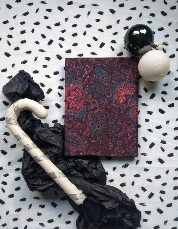Caderno artesanal artesanía regalar feito a man